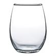 Meritus Stemless Wine Glass, 8 oz.