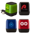 Juga Bluetooth Speaker - Bluetooth speaker with 30 ft. range; includes micro-USB charger and charges in 1 and 1/2 hours.