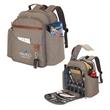 Carlsbad Picnic Set & Cooler Backpack - Carlsbad Picnic Set & Cooler Backpack
