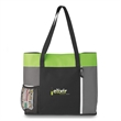 Alliance Convention Tote - Alliance Convention Tote with front zippered pocket sized to fit a tablet with a case.