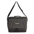 Heritage Supply Tanner Computer Messenger Bag - Polyester messenger bag with padded computer compartment