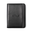 Travis & Wells(TM) Leather Padfolio - Leather E-Padfolio with front pocket and zippered closure.