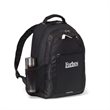 Pilot Computer Backpack - Computer backpack with front zippered compartment and multi-function organizer.