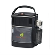 Igloo® Avalanche Cooler - 8-can cooler with antimicrobial liner with attachment buckle.