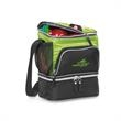 Igloo(R) Everest Cooler - 9-can cooler with bottom insulated zippered compartment.