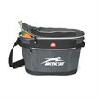 Igloo® Party to Go Cooler - 20-can cooler with zippered closure and molded can opener.
