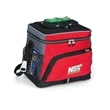 Coastline Cooler Deluxe - 24-can polyester cooler with bottle opener.