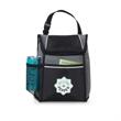 Link Lunch Cooler - 210-denier cooler bag with top grab handle