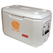 "Coleman 70 Quart (100 Can) Xtreme®5 Marine Cooler - 28 1/8"" x 17 3/4"" x 15 1/2"" white cooler that holds up to 100 cans and keeps contents cold for up to five days from Coleman"