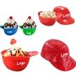Mini Baseball Helmet Ice Cream Bowl