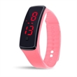 LED Silicone Electronic Watch