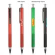 The Marlin Pen - An elegant metallic finish ball point pen.