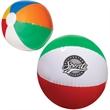 """16"""" Multi Colored Beach Ball"""