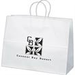 Vogue-White - Paper Bag