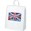 Citation-White - Paper Bag