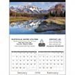 Scenes of America - American scenes kindle the spirit as you gaze at this beautiful calendar.