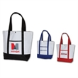Deluxe Pocket Fashion Tote - 600-denier polyester tote bag