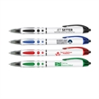 Jet Setter - Retractable Ball Point Pen with Black Ink