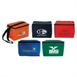 6 Pack Cooler Bag - 6 Pack cooler bag made of 70 denier nylon.