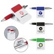 Clipa II Fridge Memo / Chip Clip / Ballpoint Pen - Clipa II Fridge Memo / Chip Clip / Ballpoint Pen