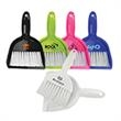 Brush Up Cleaning Kit - This kit includes a mini broom and dust pan, perfect for cleaning kitchens, offices, automobiles, and other areas of your life.