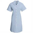 Red Kap Women's Short Sleeve Dress - Short sleeve dress made with performance poplin material and had two lower pockets.