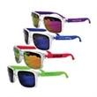 Mirror Sunglasses - Wild Thing Sunglasses