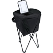 Tailgate Tub - Cooler tub on stand for parties, bbqs, and tailgating