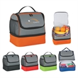 Two Compartment Lunch Pail Bag - Two Compartment Lunch Pail Bag