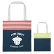"""Shore Tote Bag - Polyester tote bag with 25"""" handles"""