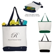 Sifter Beach Tote Bag - Beach tote bag made from 12 oz. cotton canvas