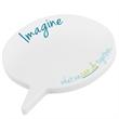 MAGNETIC OVAL SPEECH BUBBLE - Magnetic oval speech bubble