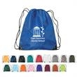 Small Hit Sports Pack - Small sports pack with polyester drawstring.