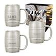 14 Oz. Moscow Mule Barrel Mug with Custom Box - 14 oz. barrel mug for Moscow Mules