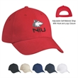 Price Buster Cap - 100% Brushed Cotton Twill, 6 Panel, Medium Profile Cap, Structured Crown & Pre-Curved Visor and Adjustable Self-Material Strap.