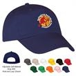 Price Buster Cap - 100% Cotton Twill Cap, 5 Panel, Medium Profile, Unstructured Crown & Pre-Curved Visor & Adj. Self-Material Strap w/Velcro Closure.