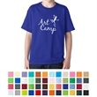 Gildan® Youth Heavy Cotton™ T-Shirt - Youth 5.3 oz Preshrunk 100% Cotton Jersey T-Shirt.