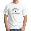 Hanes® ComfortSoft® 100% Cotton T-Shirt - 100% cotton men's t-shirt