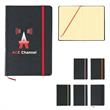 """Shelby 5"""" x 7"""" Notebook - Notebook with smooth matte finish."""