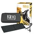 Folding Wireless Keyboard And Case With Custom Box