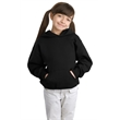 Hanes - Youth EcoSmart Pullover Hooded Sweatshirt. - Hanes - Youth EcoSmart Pullover Hooded Sweatshirt.