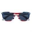 Patriotic Malibu Sunglasses - Patriotic Malibu Sunglasses