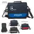 Business Messenger Bag - Business messenger bag with adjustable and detachable shoulder strap.
