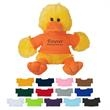 "6"" Delightful Duck - These Cute, Cuddly 6"" Plush Duck are a Great Way to Show your Logo and get Your Message Across."