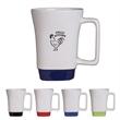 16 Oz. Square Handle Mug