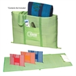 Beach Buddy Mat - Beach mat with inflatable pillow, water and sand resistant.