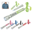 Flashlight with Light-Up Pen - Flashlight with light up pen and extra bright LED light.