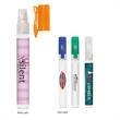 ".34 Oz. All Natural Bug Juice Pen Sprayer - 0.34 Insect Repellent Pen Sprayer.  Convenient Pocket Clip.  Approx. Size:  5 1/4"" H."