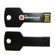 4GB Key Shaped USB Flash Drive