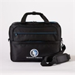The On The Go Messenger Bag - Messenger bag that features heavy-duty hardware and an adjustable shoulder strap.